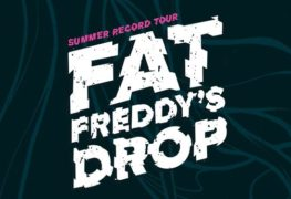 Fat Freddy's Drop in Kerikeri