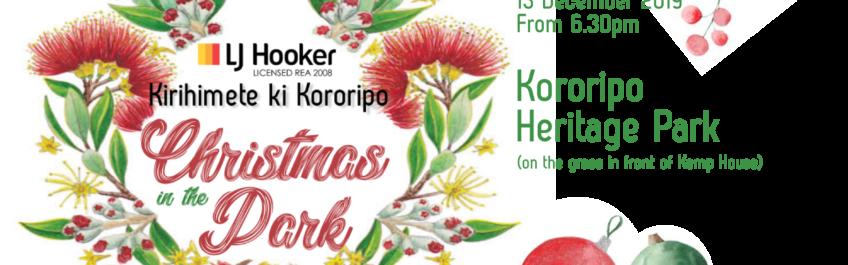 Christmas in Kerikeri